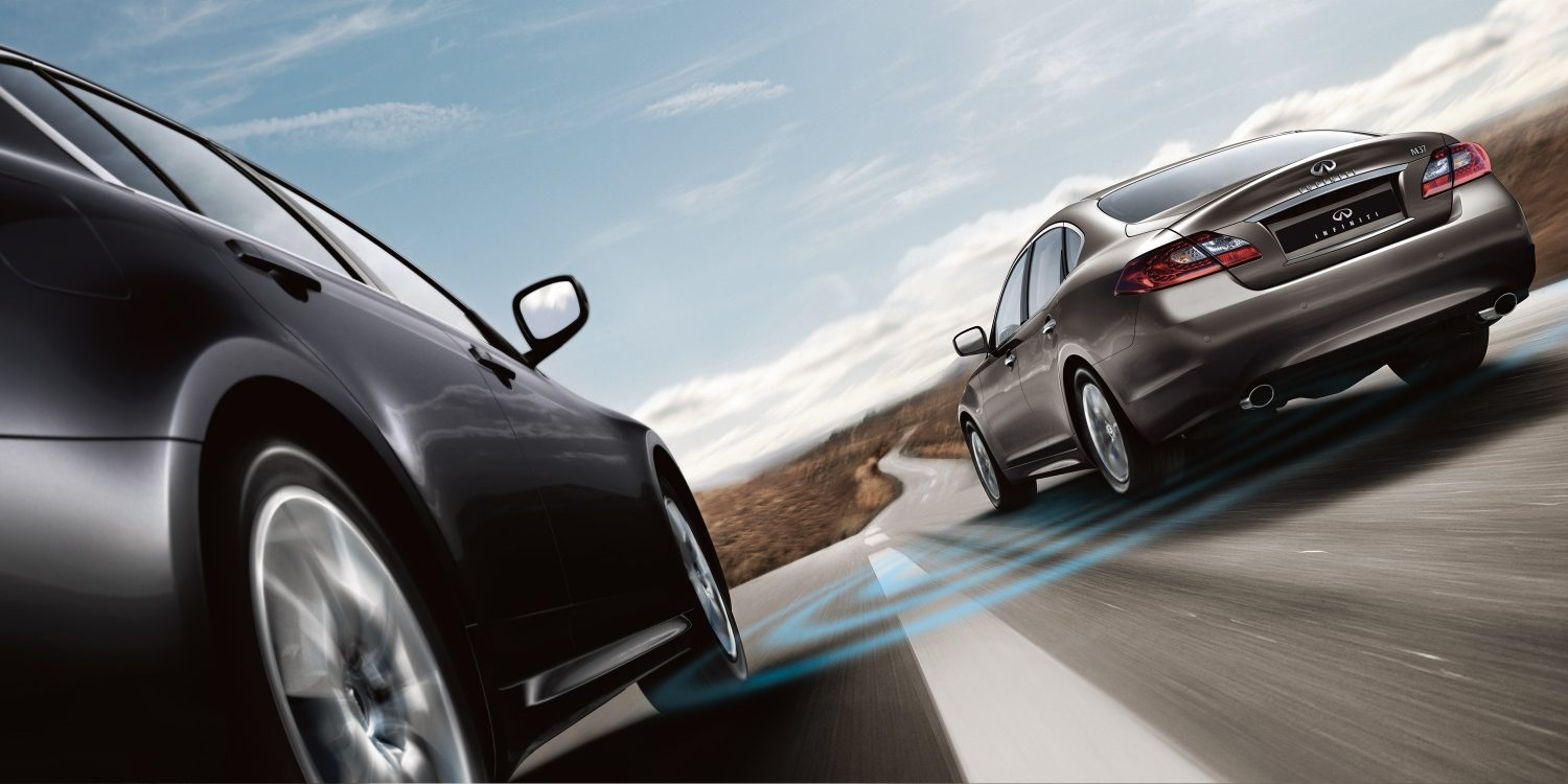 Pushing Technology Further Clearing Your Periphery | INFINITI