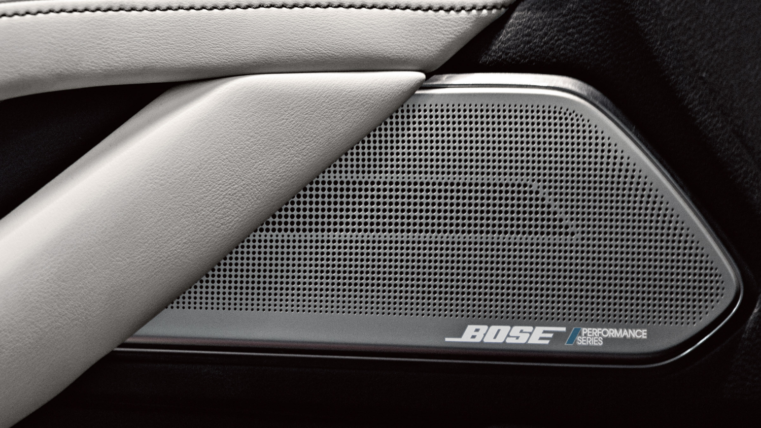Driver Connectivity Bose Performance Series | INFINITI