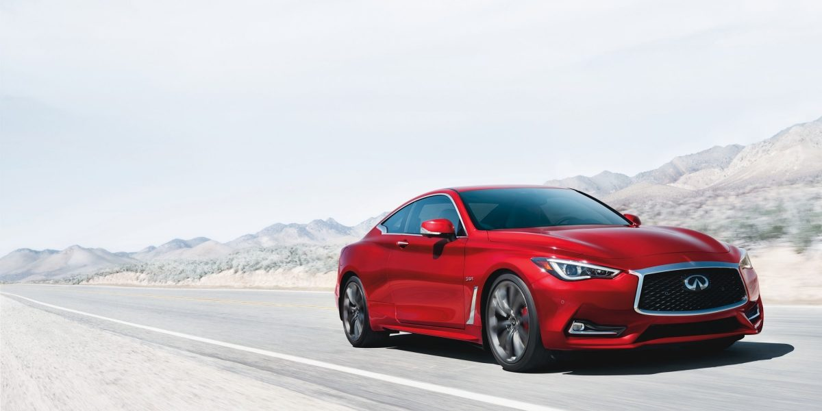 2018 INFINITI Q60 Red Sport 400 Performance Sports Coupe | Unhibited Performance