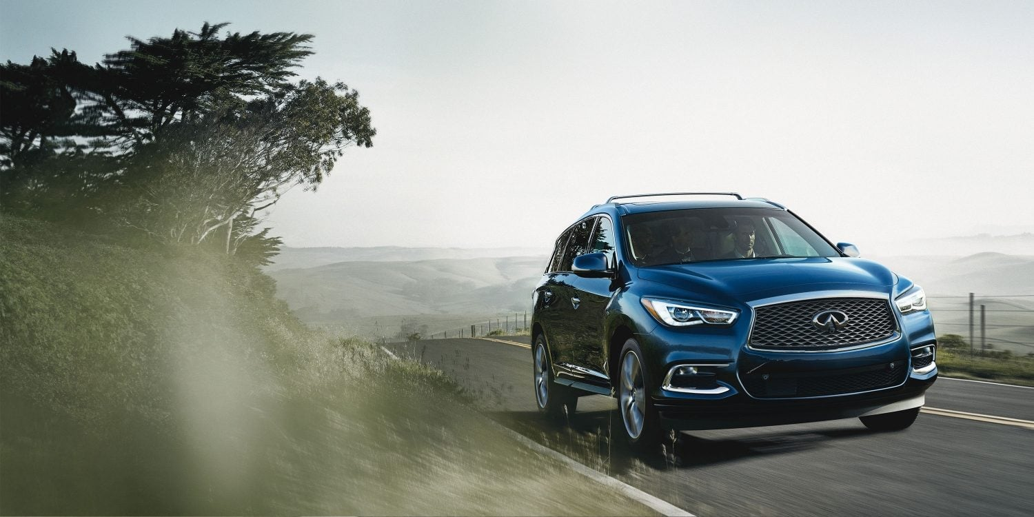 2018 INFINITI QX60 Crossover Blind Spot Warning
